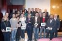 El Museu de la Ciència i de la Tècnica i d'Arqueologia Industrial de Catalunya atorga el Premi Bonaplata 2011 a la difusió del Patrimoni Industrial Tècnic i Científic al portal web http://patrimonihidroelectric.paeria.cat