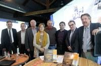 """Presentació del llibre: """"La hidroelèctrica al Pallars"""", de Martí Boneta i Xavier Tarraubella"""